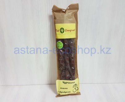 Чурчхела, вишня с фундуком — 180 г (3 шт)