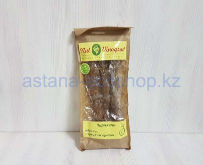 Чурчхела, абрикос с грецким орехом — 240 г (3 шт)