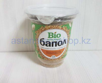 Бапол (пищевые волокна) с семенами тыквы — 120 г