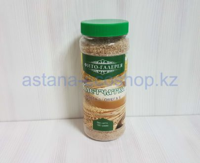 Клетчатка 'Омега3-Омега6' (оболочка пшеничного зерна, семена рыжика посевного) — 180 г