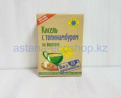 Кисель овсяно-льняной с топинамбуром на фруктозе (без сахара) — 150 г (10 чашек)