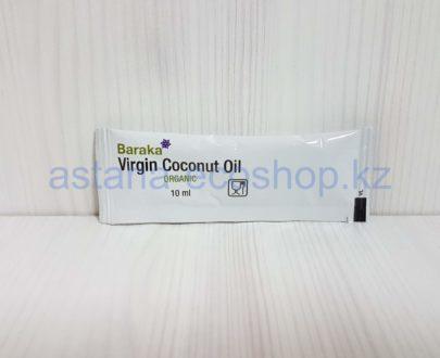 Кокосовое масло (нерафинированное, холодный отжим) — 10 мл