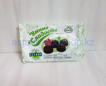 Мармелад желейно-формовой глазированный со стевией (без сахара, без глютена) — 220 г