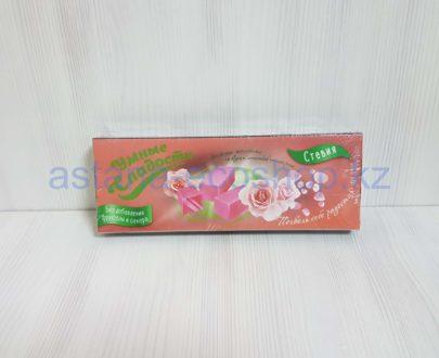 Конфеты желейные со вкусом лепестков чайной розы (без сахара, без глютена) — 90 г