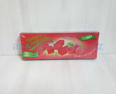 Конфеты желейные со вкусом малины (без сахара, без глютена) — 90 г
