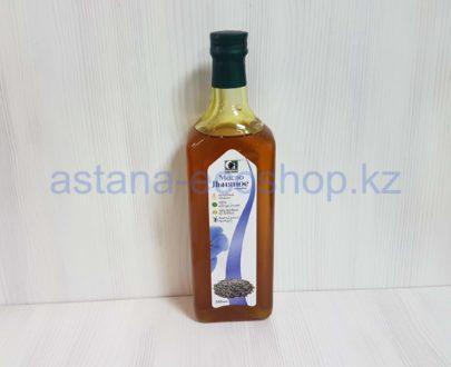 Масло льняное (нерафинированное, холодный отжим) — 500 мл