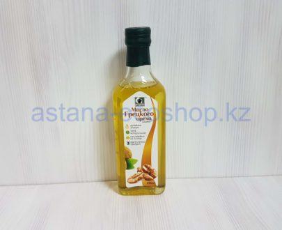 Масло грецкого ореха пищевое (нерафинированное, холодный отжим) — 250 мл