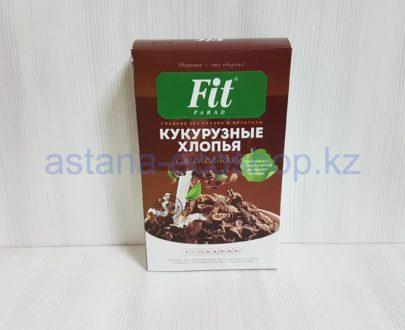 Кукурузные хлопья с шоколадом (без сахара) — 200 г