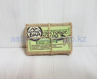 Мыло пихтовое (сделано вручную) — 80 г
