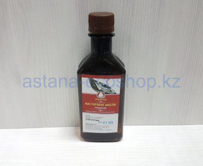 Касторовое масло индийское, очищенное — 250 мл