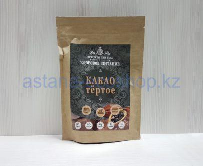 Какао тертое (без глютена, веган) — 200 г