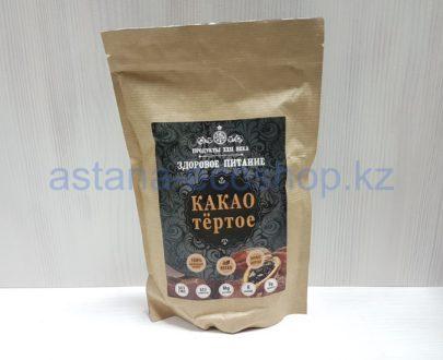 Какао тертое (без глютена, веган) — 400 г