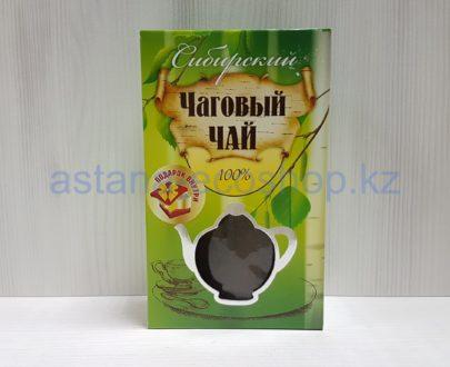 Чаговый чай 'Сибирский' (без кофеина) — 70 г