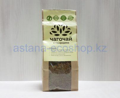 Чагочай (напиток из березовой чаги) и смородина — 100 г