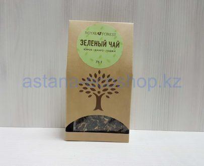 Чай зеленый (кэроб, манго, годжи) — 75 г