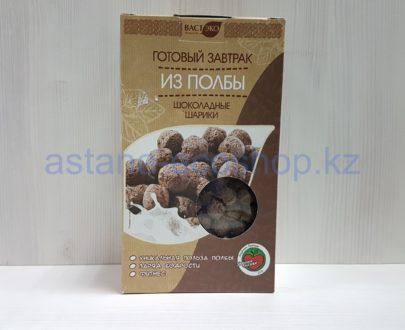 Готовый завтрак из полбы 'Шоколадные шарики' (тростниковый сахар) — 200 г