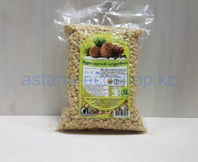Ядро орехов кедровых (в вакуумной упаковке, не горчат) — 500 г