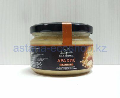 Жареный арахис с тростниковым сахаром — 200 г