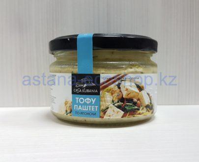 Соевый тофу-паштет по-японски (соевый соус и водоросли) — 200 г