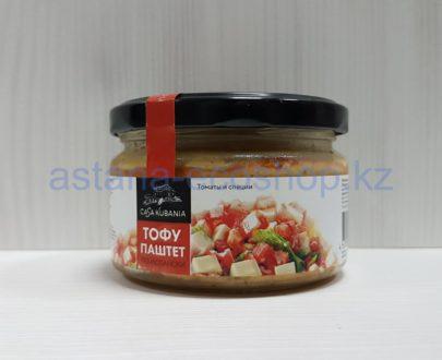 Соевый тофу-паштет по-испански (томаты и специи) — 200 г