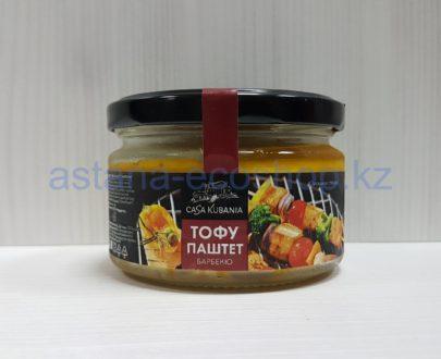 Соевый тофу-паштет барбекю (овощи и специи) — 200 г