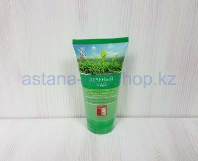 Гель для умывания 'Зеленый чай' (для сухой и чувствительной кожи) — 120 г