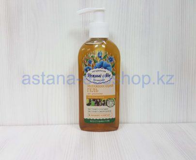 Гель для умывания увлажняющий, для сухой кожи (экстракты солодки и смородины) — 200 мл
