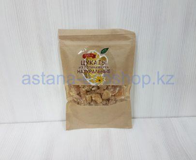 Цукаты из топинамбура без добавок (без сахара) — 120 г