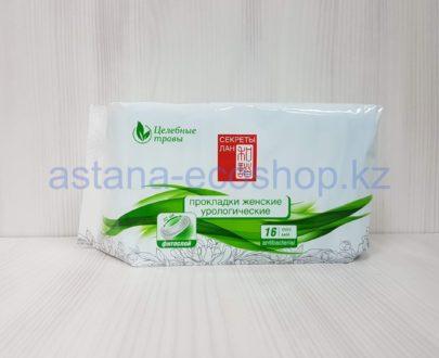 Прокладки урологические mini (две капли), фитослой — 16 шт (22 см)