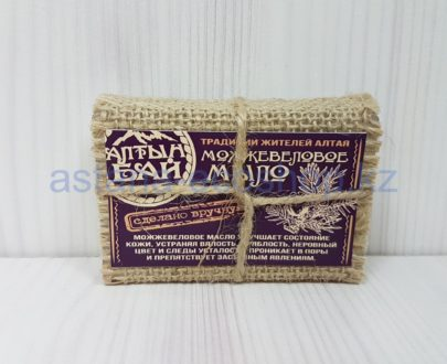 Мыло можжевеловое (сделано вручную) — 80 г