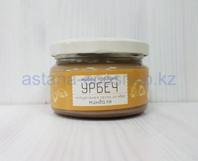 Урбеч (сырая паста) ядер миндаля (усиливает мозговую деятельность) — 225 г