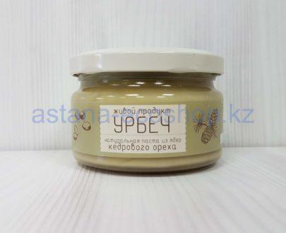 Урбеч (сырая паста) ядер кедрового ореха (повышает иммунитет, урепляет нервную систему) — 225 г