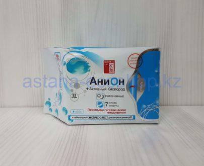 Прокладки гигиенические ежедневные 'Анион + Активный кислород' — 22 шт (15 см)