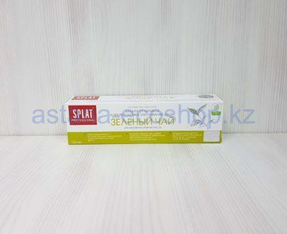 Зубная паста 'Зеленый чай' (защита от кариеса и заболевания десен) — 100 мл