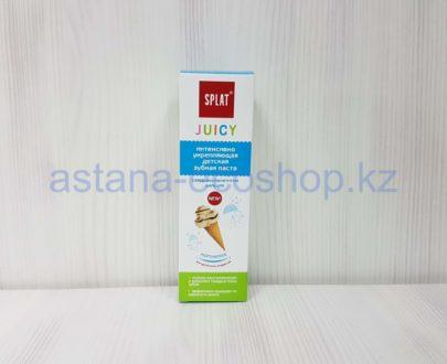 Детская зубная паста 'Juicy', мороженое (для всех возрастов) — 35 мл