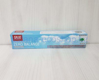 Зубная паста 'Zero Balance', гипоаллергенная (экстракт семян Периллы) — 75 мл