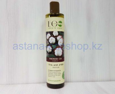 Гель для душа 'Энергия' (мангостин, алоэ вера, ягоды годжи, зеленый чай) — 350 мл