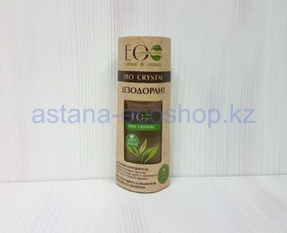 Дезодорант 'Deo Crystal' (кора дуба, зеленый чай) — 50 мл