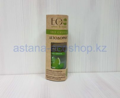 Дезодорант 'Deo Crystal' (апельсин, лайм, мята) — 50 мл