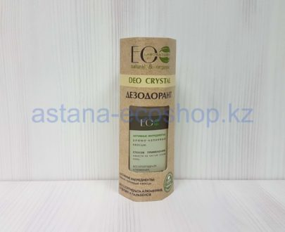 Дезодорант 'Deo Crystal' (алюмо-калиевые квасцы) — 50 мл