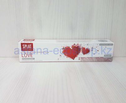 Зубная паста отбеливающая 'Love' (экстракт семян японской Периллы) — 75 мл