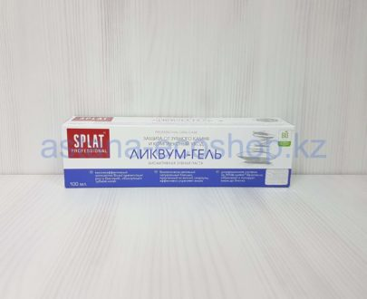 Зубная паста 'Ликвум-гель' (защита от зубного камня) — 100 мл