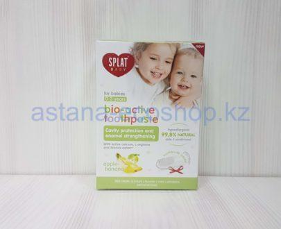 Детская зубная паста (0-3 года), Яблоко-банан — 40 мл