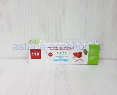 Детская зубная паста 'Juicy', вишня (для всех возрастов) — 35 мл