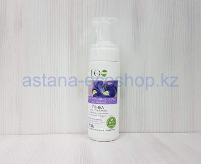 Пенка для умывания очищающая, для проблемной и жирной кожи (экстракт ириса, косточки граната, лаванды) — 150 мл