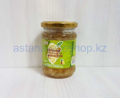 Варенье из топинамбура с ананасом (без сахара) — 240 г