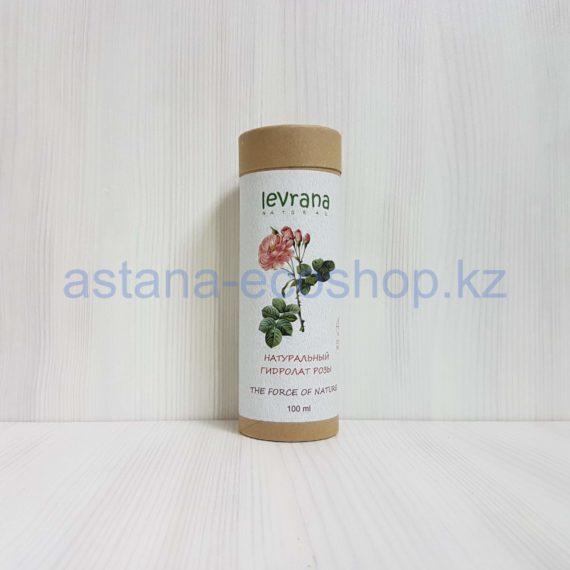 Натуральный гидролат розы — 100 мл
