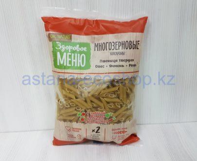 Многозерновые макароны (рифленые трубочки) — 400 г