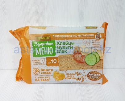 Хлебцы (чипсы) № 10, мультизлак — 90 г