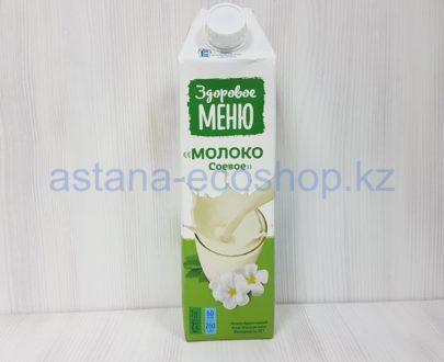 Молоко соевое (без сахара, без лактозы) — 1 л